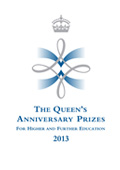 Loughborough University has been outstandingly successful in receiving a total of seven prestigious Queen's Anniversary Prizes.