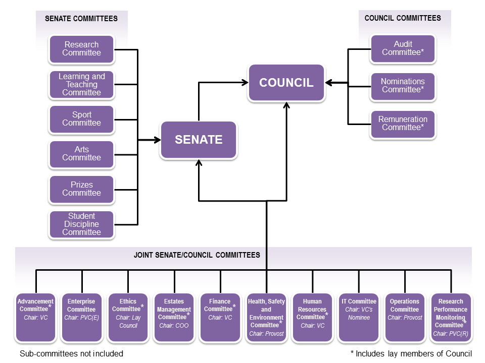 Committee Structure - University Committees - Loughborough ...