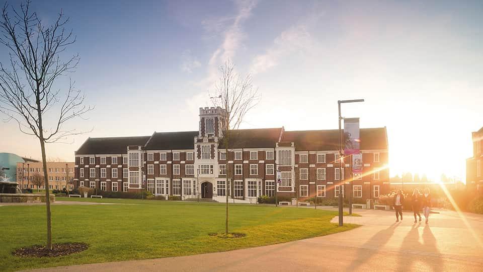 Dean's Award for Enterprise scholarship at Loughborough University, UK