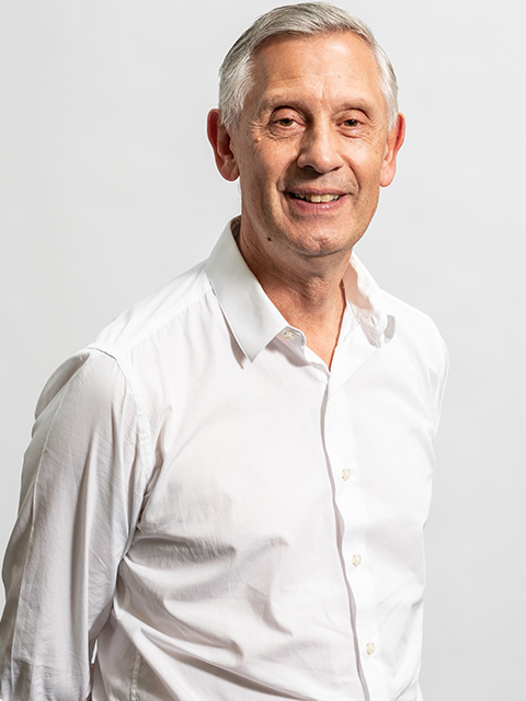 Photo of Professor Tony Thorpe