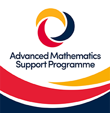 the Advanced Mathematics Support Programme logo