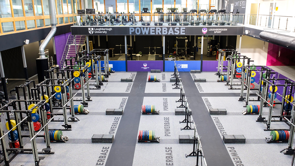 Powerbase Launch Sport Loughborough University