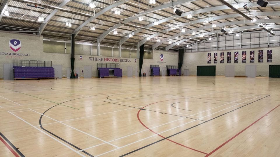 Sir David Wallace Sports Hall
