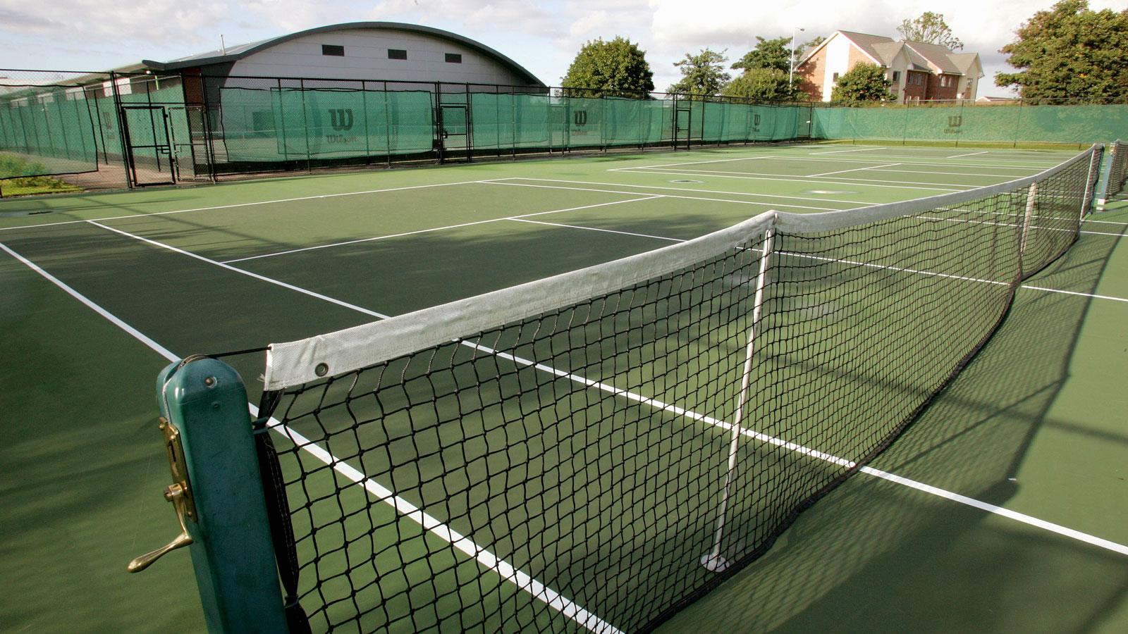 Tennis Centre Sport Loughborough University