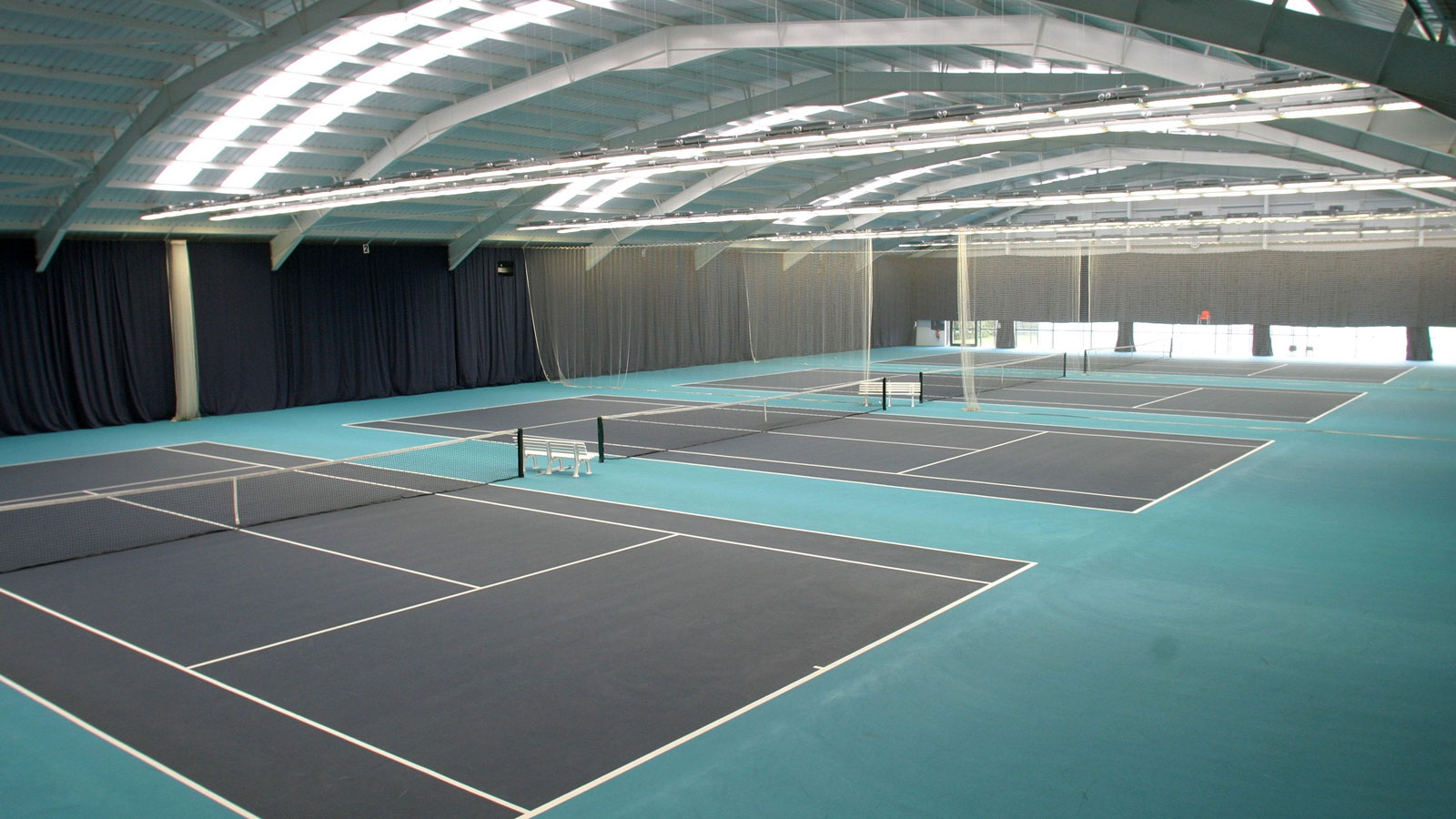 Tennis centre sport loughborough university - Loughborough university swimming pool ...