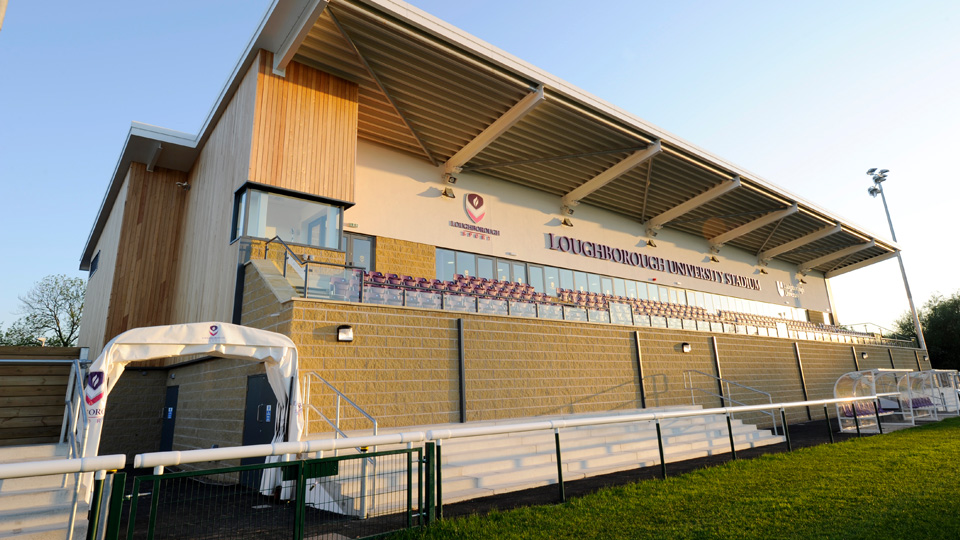 Loughborough University Stadium