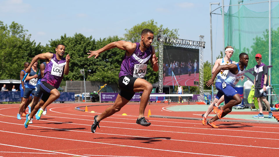 Loughborough International Athletics