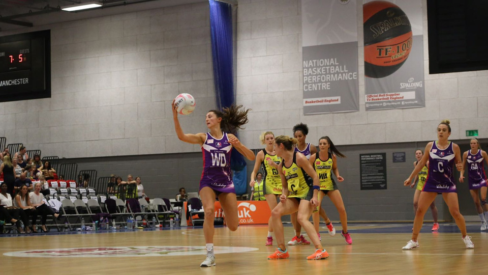 Loughborough Lightning players