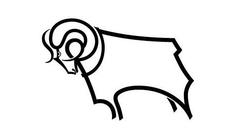 the Derby County Football Club logo
