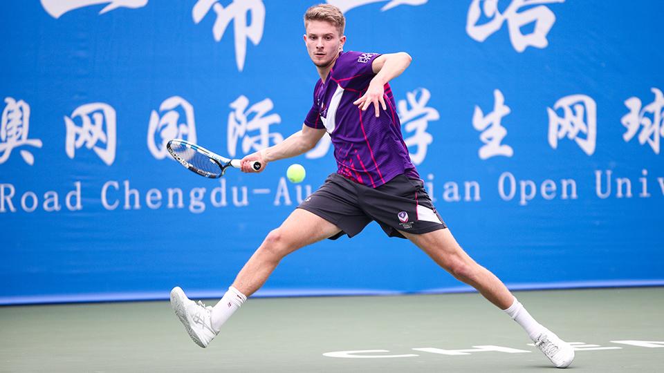 Top Class Tennis Returns To Loughborough University Sport