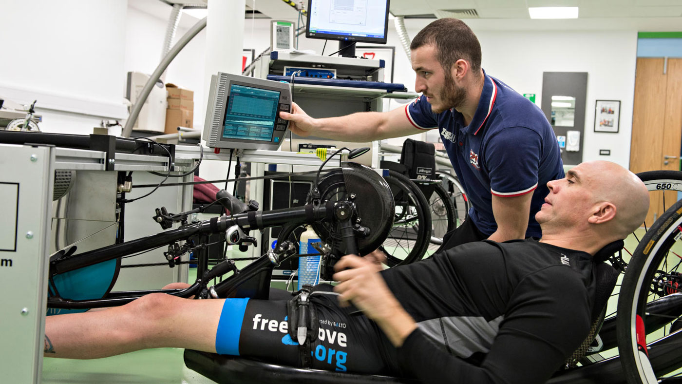 Research at the Peter Harrison Centre for Disability Sport