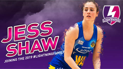 Jess Shaw announcement graphic