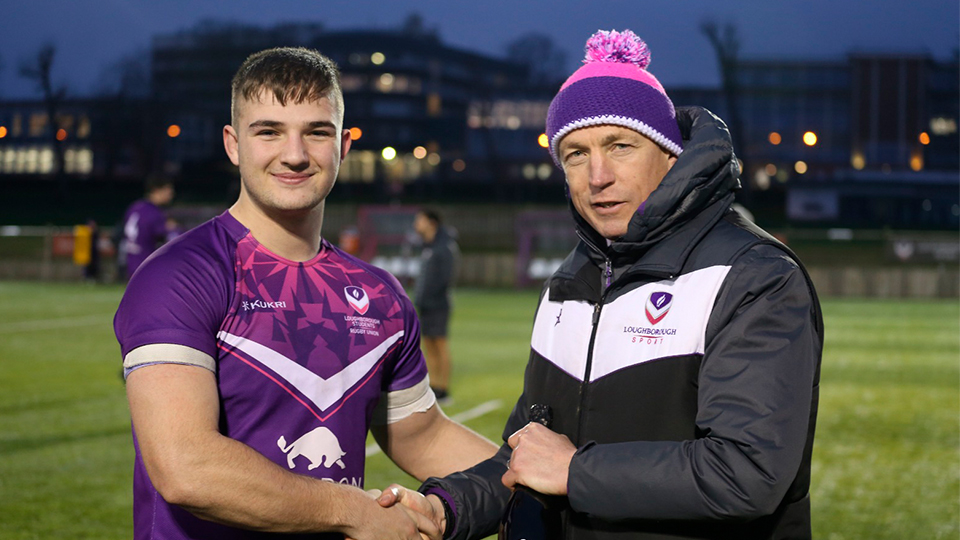dec5a8f8e74 Loughborough Sport is sad to announce that current Director of Rugby, Alan  Buzza, will leave the University at the end of the month after a whopping  25-year ...