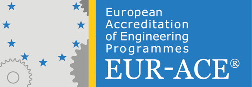 European Accreditation of Engineering Programmes EUR-ACE logo
