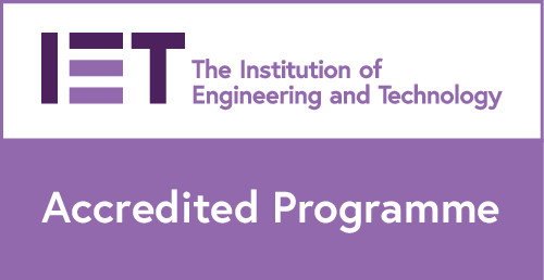 IET Institute of Engineering and Technology logo