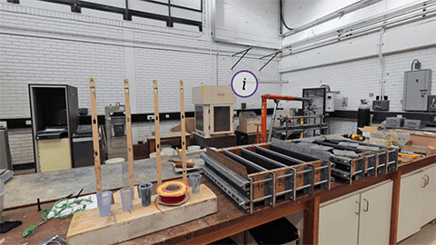 structural testing lab