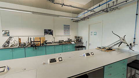 mechanics lab