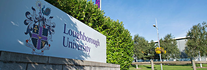 Loughborough University entrance