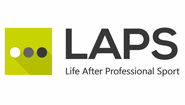 The LAPS company logo