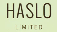 The Haslo company logo