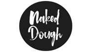 The Naked Dough company logo