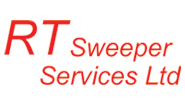 R T Sweeper Services logo