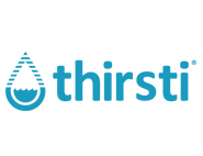 The Thirsti logo