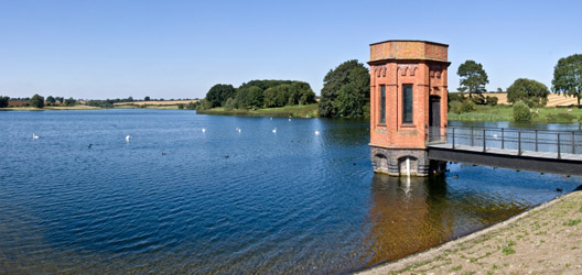Sywell Reservoir in Northamptonshire. Photo supplied by iStock Photography