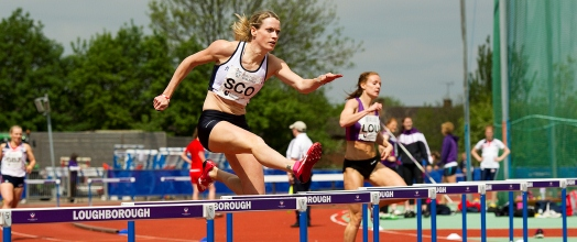 Eilidh Child - Photo by Bobby Gavin/Scottish Athletics