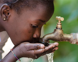 Generic impact for water supply and sanitation issues