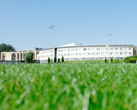 School of Business and Economics from rugby pitch