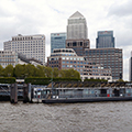 photo of Canary Wharf, London
