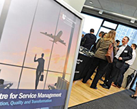 photo of the April 2014 CSM Launch event