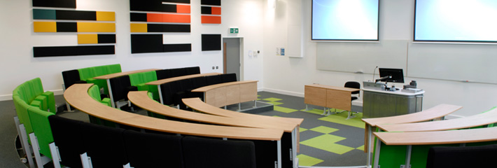 Brockington lecture theatre