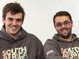 South Africa Challenge founders