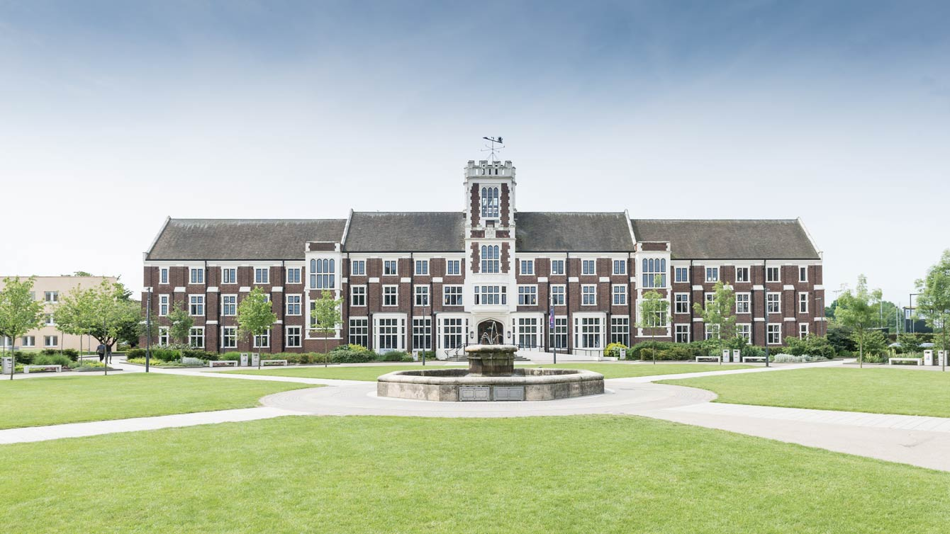 Hazlerigg building at Loughborough University