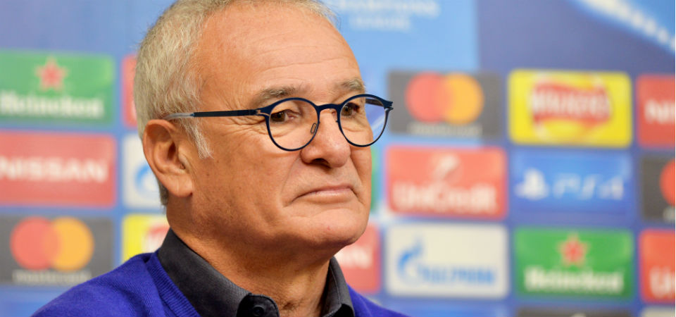 Claudio Ranieri has been sacked by Leicester City. Picture credit: Leicester Mercury