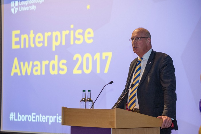 VC Bob at the 2017 Enterprise Awards