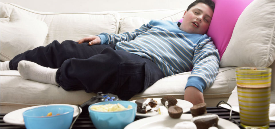 Screen time linked to unhealthy eating behaviour in children