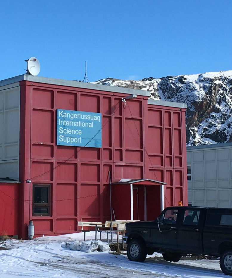 Research station in Greenland