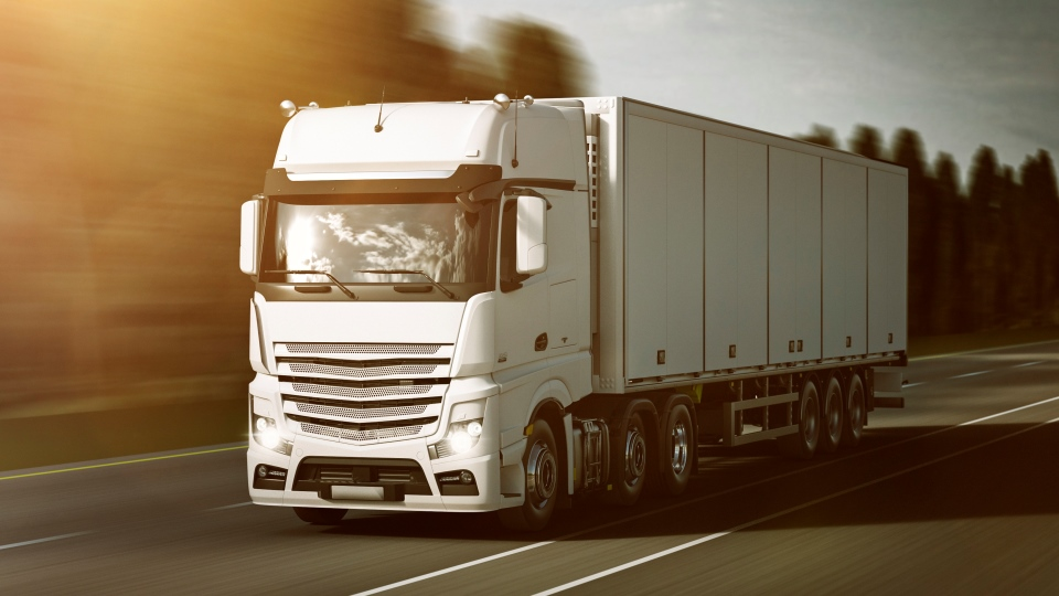 Image of a HGV