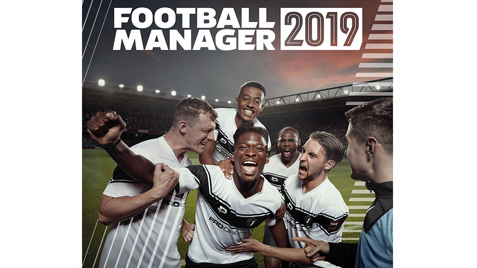 Pictured is Football Manager 2019. Image courtesy of Sports Interactive.
