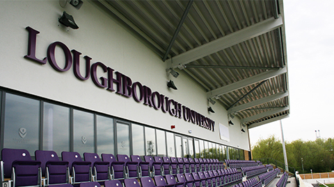 Loughborough Stadium
