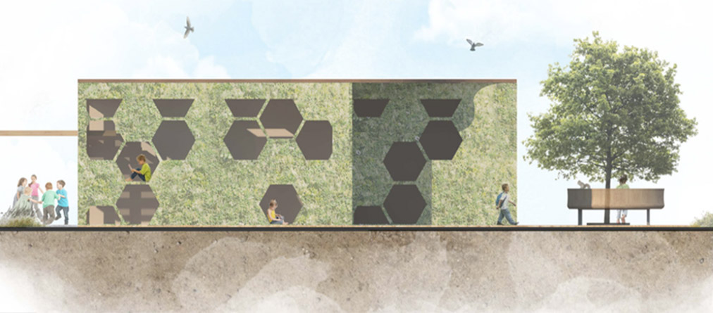 St Barts winning school design