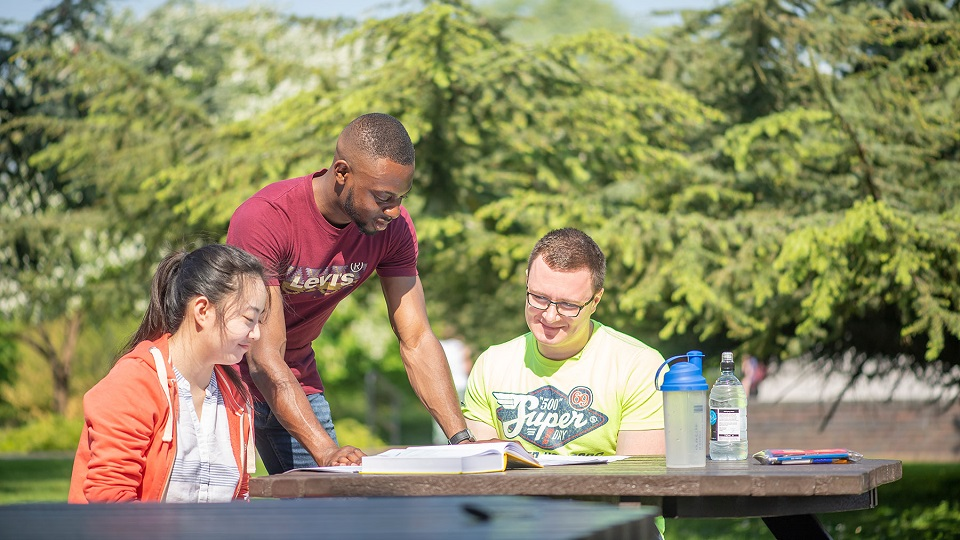 Loughborough Remains Fifth Best University In The Uk