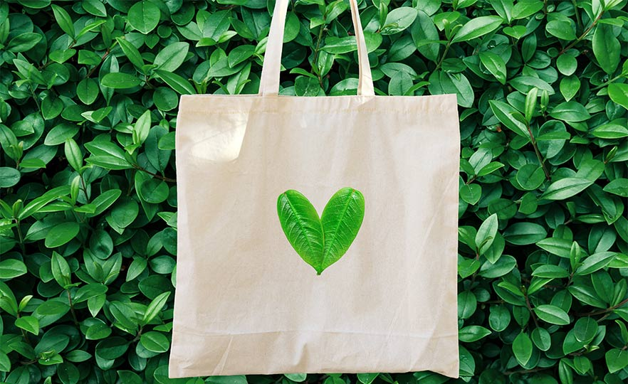 An eco bag
