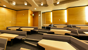 Design School lecture theatre