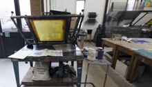 Screen Printing Facilities
