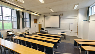 Lecture Theatre in Schofield Building