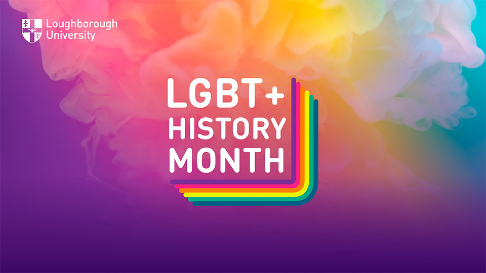 LGBT+ History Month promotion asset
